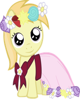 Flowerfilly Noi by Ashidaru