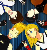 Best KOF Guys Ever Request by LillyGamer