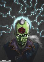 Tharg The Mighty by Woolly76