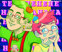 Trickster Party by RedMonzter