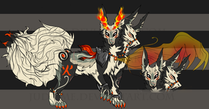 Kitsune Paypal Adopt Auction:: CLOSED by Judaime