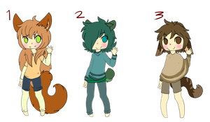 Adopts Auction [CLOSED] by Seiishin