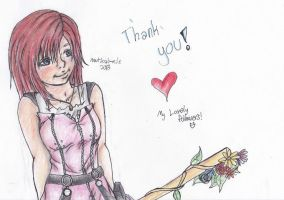 Thanks for all of the followers~ by XYuukiKurosuX