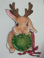Bundeer for Andrew (idyle) by HumbleScarlet