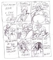 OOOH MISTER AZEAL a fanfiction by ArtChick94