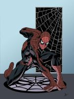 Superior Spiderman colors by BDixonarts