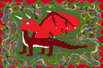 Merry Christmas Dargon1 by PokeLover456