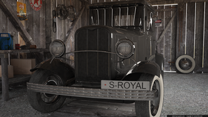 Ford pickup 1932 by slographic