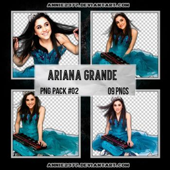 Ariana Grande PNG Pack #02 by annie2377