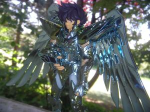 God Cloth Seiya