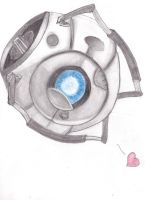 Wheatley loves you by Lemon-FruitPie