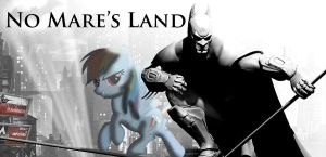 no mare's land cover art by MetaDragonArt