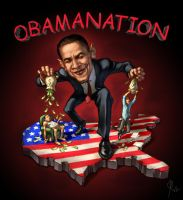 Obamanation by jwohland