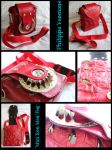 Mini Iron Man Bag by TheGoddess908