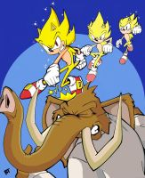 Super Sonic Vs Mammoth Mogul by Vauz