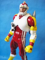 Custom Adam Strange by cusT0M
