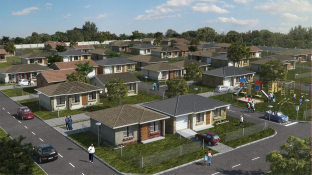 Affordable Housing South Africa by idontwanna