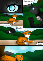 Comic page 1 by Queen-Shira