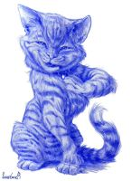 Commission of Oilin by SuperStinkWarrior