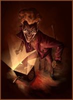 Joker reloaded by ChristianNauck