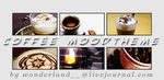 Coffee Moodtheme by Foxxie-Chan