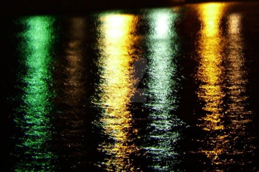 Lights on the Water by gatis-vilaks