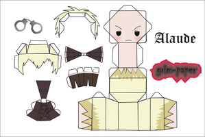 alaude pattern by Grim-paper
