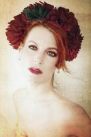 A Diadem of Red by SpokeninRed