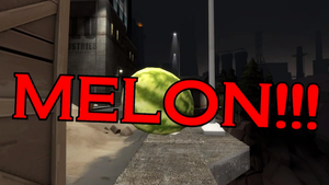 MELON!!! by theTig3r42