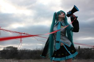 Miku Hatsune - Song by kirawinter
