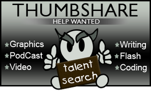 Thumbshare Talent Search Ad by lenavvargo