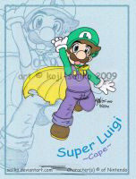 Mario: Super Luigi by saiiko