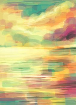 Sea colours by charlottetwidale