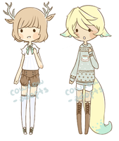 .:*[ 015-016 (CUSTOMS) ]*:. by cowcow-adopts