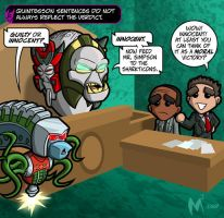 Lil Formers - Quintessons by MattMoylan