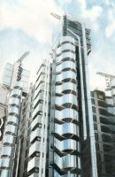 Lloyds Building, London by pepscee