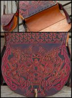 GoViking Belt bag details by Wodenswolf