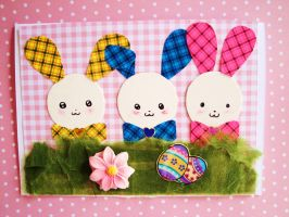 Easter Card 11 by nanaphotos