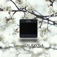 Samsung Galaxy S5 icon by GABR0