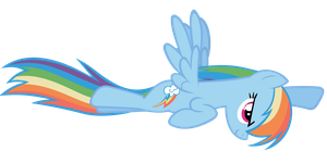 Rainbow Dash ~ Needs 20% more awesome by 2bitmarksman