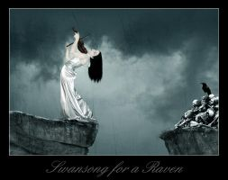 +Swansong for a Raven+ by Dracona666