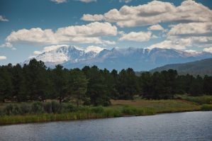Wallpaper: Manitou Lake, CO by Mjag