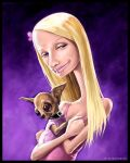 Paris Hilton by PixelTribe