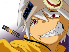 Soul Eater Evans by B1ueW0lf