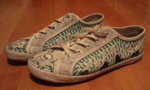 shoes by Kavring