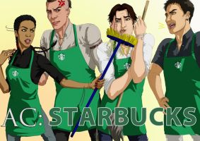 AC: STARBUCKS by MR-Artz