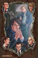 Sherlock Color by ComfortLove