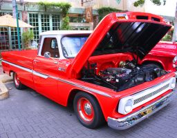 Nice Old Chevy by StallionDesigns