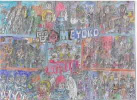 TOMEYOKO GRID - New School with the Old School by MorphiusX