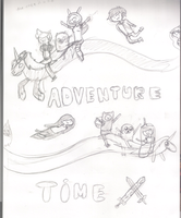The Ultimate Adventure by AstronomicalCandy